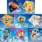 DISNEY CHILDRENS PLASTIC DIAMOND KIDS KITE. MICKEY, MINNIE, PRINCESS, CARS