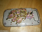 Fancy Bling Rhinestone Design Dover Case for Samsung Galaxy S3 i9300 T999