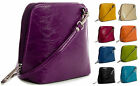 New Mini Little Faux Leather Shoulder Cross Body Messenger Handbag Purse