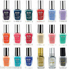 BUY 2 GET 1 FREE Barry M Nail Paint Polish Varnish 10ml - Choose your Type Gelly