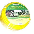 30 Metre or 50 Metre Kingfisher Professional Yellow Garden Water Hose Pipe