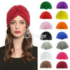 Fashion Women's Indian Style Stretchable Turban Hat Hair Head Wrap Cap Headwrap