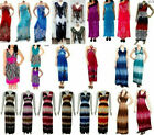 WHOLESALE LOT TYE-DYE BOHEMIAN BOHO HIPPIE GYPSY SUMMER SUN DRESS SIZE S M L XL
