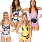 Adult See-through Swimming Costumes Wet Transparent UK Seller Fit Sizes 8 10 12