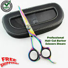Hair Shears Barber Hair Cutting Professional Salon Hairdressing Scissors 6.5""