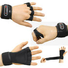 Gym Gloves Weight lifting Training Workout Wrist Wrap Dumbbell Grip Exercise