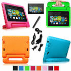 For 2013 All New Kindle Fire HD 7 Kids Safe Shock Proof Handle Case 7in1 Bundles