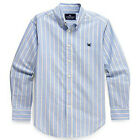American Living woven polo casual dress shirt NWT boy kid size 5 or 6