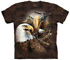 Find 14 Eagles Adult  Birds Unisex T Shirt The Mountain