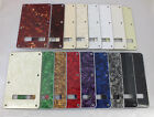 TREM BACK PLATE Cover to fit USA/Mex STRATOCASTER Strat 3 Ply in 17 Colours