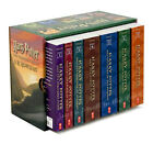 Harry Potter Complete Series Boxed Set Collection JK Rowling All 7 Books! NEW!