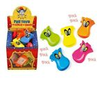 DUCK WHISTLE KIDS LOOT GOODY PARTY BAGS FILLERS TOYS ASSORTED COLORS