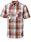 Tog24 Mens Altus Shirt Red Tog 24 Outdoor Clothing New Casual Stylish