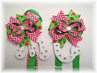 One Personalized Hair Bow  or Headband Holder. You Choice Letter and Colors