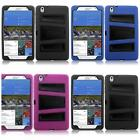 For Samsung Galaxy Tab Pro 8.4 Premium Heavy Duty Side Stand Cover Case