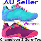 MERRELL CHAMELEON 2 STORM GORE TEX TRAIL WOMENS CASUAL SHOES sky-blue or purple
