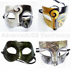 2pcs x Men's Masquerade mask Ball masks Stag Party Fancy dress Venetian Eye Mask