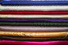 "59/60"" CREPE BACK SATIN Fabric - 100% Polyester - 17 Colors"