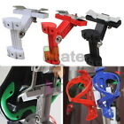 Double Rack Water Bottle Cage Holder Road Bike Bicycle Cycling Back Seat Frame
