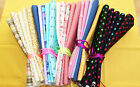 Bundles Fabric.5 Fat Quarters in Each Bundle. QUILTING, BUNTING,CRAFTS