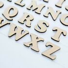 WOODEN ALPHABETS & NUMBERS WOOD SET  SIZES 20-30-40-50-60-70-80 AND 100mm