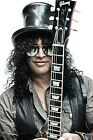 SLASH POSTER PRINT WALL ART A4/A3 SIZES - FREE POSTAGE - GUNS & ROSES/ROCK