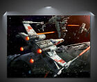 Star Wars X Wing Fighter Poster - A0, A1, A2, A3, A4 Sizes $3.21 CAD on eBay