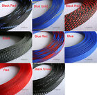 "18MM 23/32"" Braided PET Expandable Sleeving 2M/5M/10M"