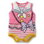 NWT Infant Disney Characters Daisy Duck style Bodysuits 6~24months (103996)