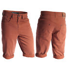 Mish Mash Deck Short Mens New Clay Cotton Chino Summer Shorts Clearance Sale