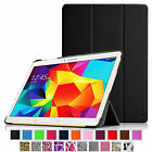 For Samsung Galaxy Tab S 10.5 inch SM-T800 Slim Flip Leather Smart Case Cover