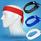 4Color Gym Athletic Volleyball Soccer Basketball Elastic Headband Sweatband