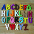 15 - Felt Die Cuts - Letters - Applique - Crafts - Party - Birthday - Cardmaking