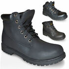 Mens Round Toe Lace Up Walking Trail Hiking Ankle Boots Size UK 6 7 8 9 10 11 12