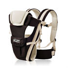 Baby Infant Newborn Carrier Sling Wrap Rider Comfort Backpack Pouch Front Back