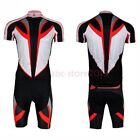 Popular Short Sleeve Cycling Bike Clothing Set Bicycle Wear Jersey (Bib) Shorts