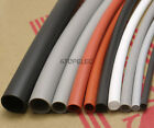 1MM~20MM Flexible Soft SILICONE 1.7:1 Heat Shrink Tubing 1M