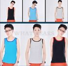 Les Lesbian Tomboy Comfortable 3 Colors Tank Tops Chest Binder Undershirt WWU