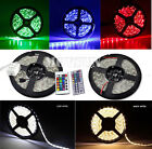5M 300led Non/Waterproof 3528/5050 Warm/Cool White RGB/RGBW Flexible Strip Light