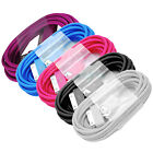 10 x USB Data Sync Charging Charger Cable Cord For iPhone 3G 4 4G 4S i Pad 2