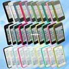 PLASTIC RUBBER BACK CASE COVER SKIN PHONE PROTECTOR SHELL FOR IPHONE 5C 5S 4 4S