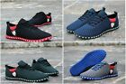 new spring and summer men's casual shoes breathable mesh shoes