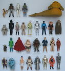 Original Vintage Incomplete Star Wars Figures - Most C9 / C9+ - Choose Your Own