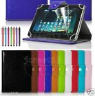 Premium Leather Case Cover+Gift For 10.1 HANNSPREE Android Tablet TY8