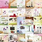 New DIY Quote PVC Vinyl Home Room Decor Art Wall Stickers Removable Decal Mural