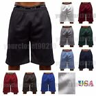 Mens Dri Fit Mesh Shorts Fitness Workout Gym Basketball Jogger Shorts Size S 5X