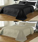 Viva Swirl Circles Double King Bed Size Bedspread & Shams Set