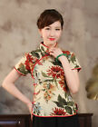 Hot Sale New Style Chinese Tradition Women's Shirt Blouse Tops M L XL XXL
