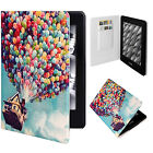 Colorful  Balloon PU Leather Flip Case Cover For Amazon Kindle Paperwhite 1/2&3G