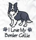 BORDER COLLIE  POLO SHIRT  EMBROIDERED  10 COLOURS 5 SIZES  BNWT